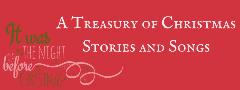 A Treasury Of Christmas Stories And Songs From Parragon