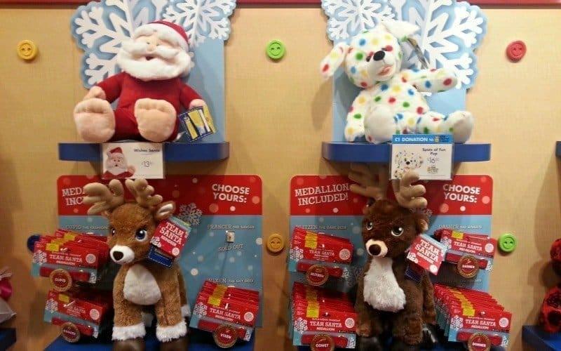 Build-A-Bear Workshop - Christmas range