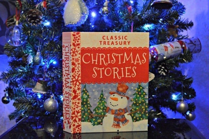 classic treasury christmas stories from miles kelly - Classic Christmas Stories