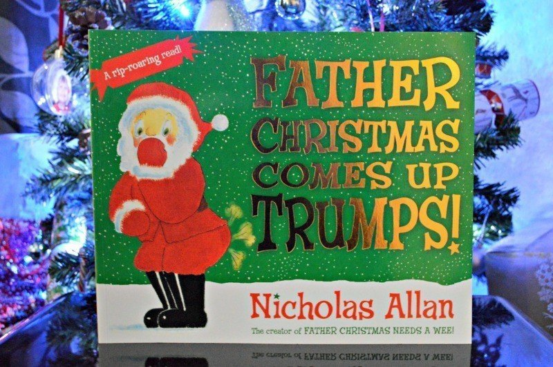 Father Christmas Comes Up Trumps