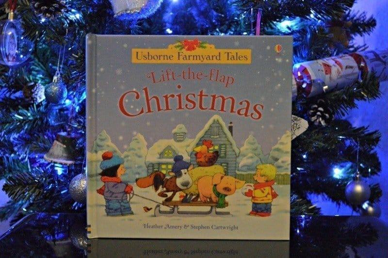 Lift-The-Flap Christmas - Usbourne