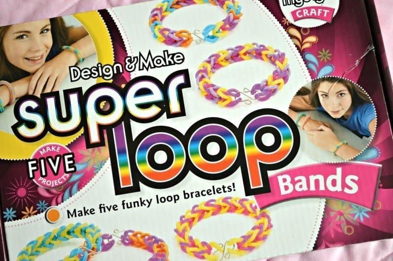 My Style Super Loop Bands - Box