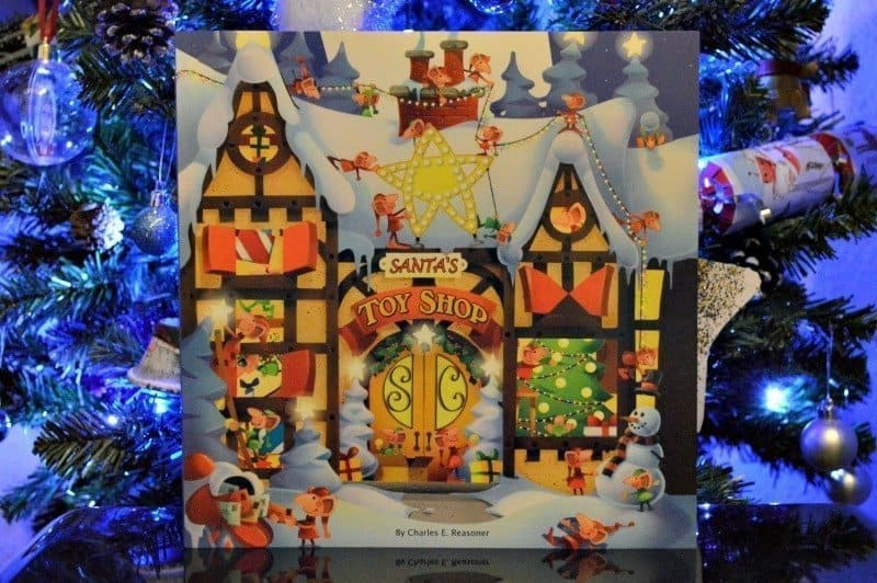 Santa's Toy Shop - Top That Publishing