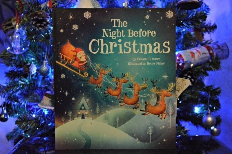 The Night Before Christmas - Parragon