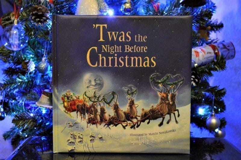 Twas the Night Before Christmas from Top That Publishing