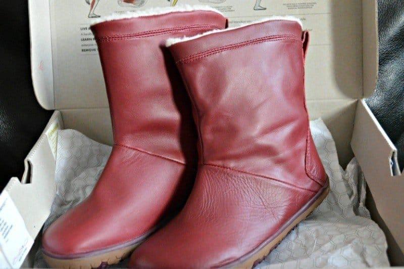 VIVOBAREFOOT boots