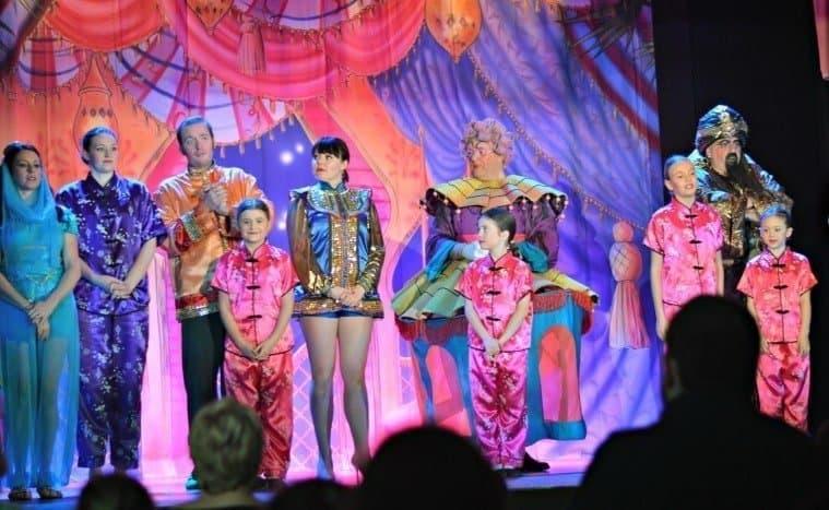 Aladdin - Cast