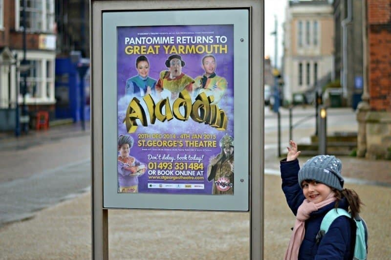 Aladdin - St George's Theatre, Great Yarmouth