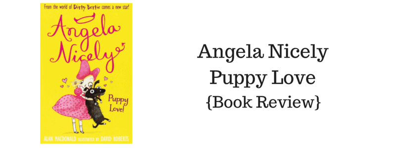 Angela Nicely Puppy Love! {Book Review}