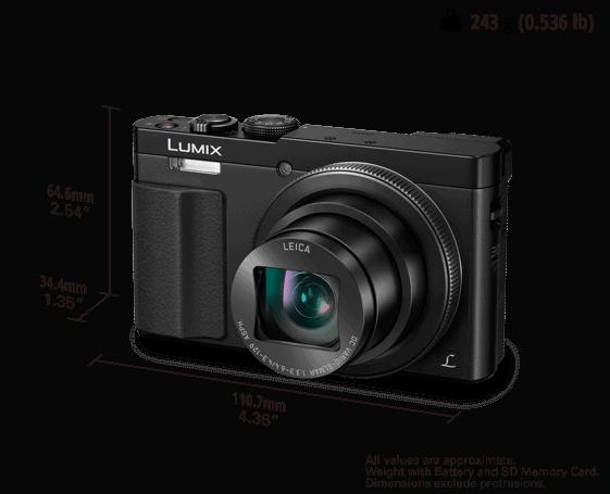 Panasonic Lumix TZ70 - Product Image