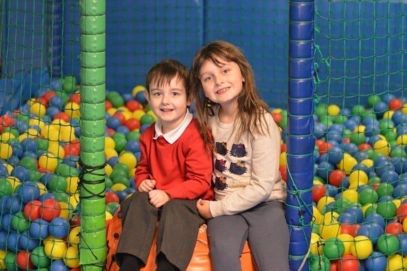 Siblings January 2015 - Sea Life Centre