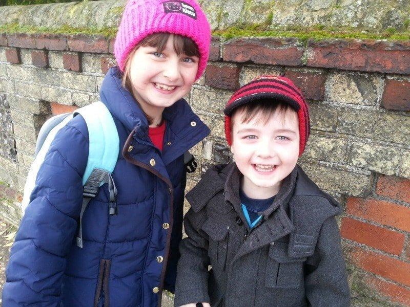 Siblings January 2015 - The Book of Life Cinema Trip