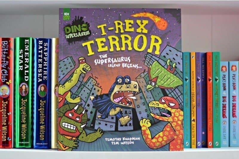 Dino Supersaurus - T-Rex Terror