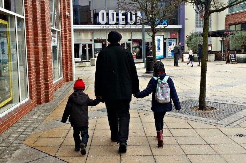 February half term {2015} - Visit to the Odeon