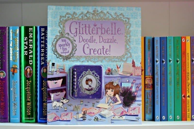 Parragon - Glitterbelle Doodle, Dazzle, Create!