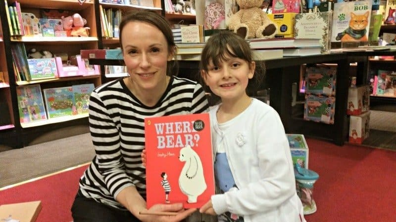 An audience with Sophy Henn - Roo meets Sophy Henn