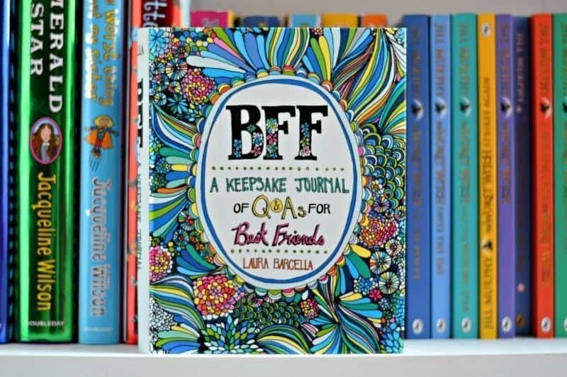 BFF - A Keepsake Journal of Q&As for Best Friends