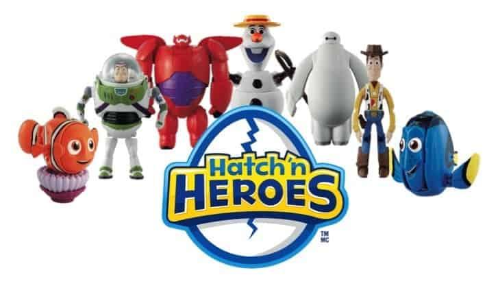Hatch n Heroes Montage