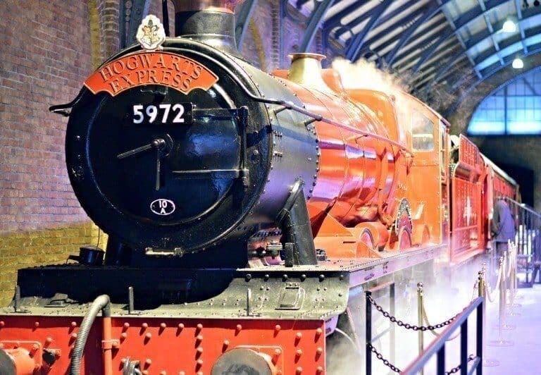 Warner Bros. Studio Tour London - Hogwarts Express