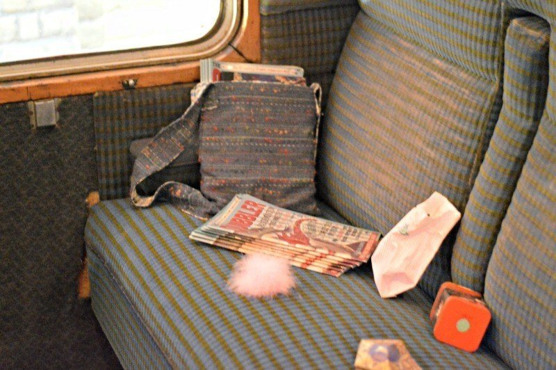 Hogwarts Express Luna Lovegood Compartment
