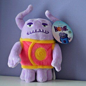 Home Plush Captain Smek