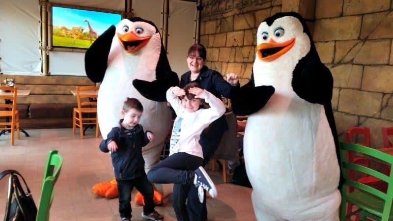 Living Arrows Week Eleven {2015} - Penguins of Madagascar