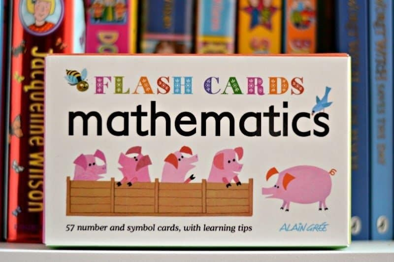 Mathematics - Flash Cards