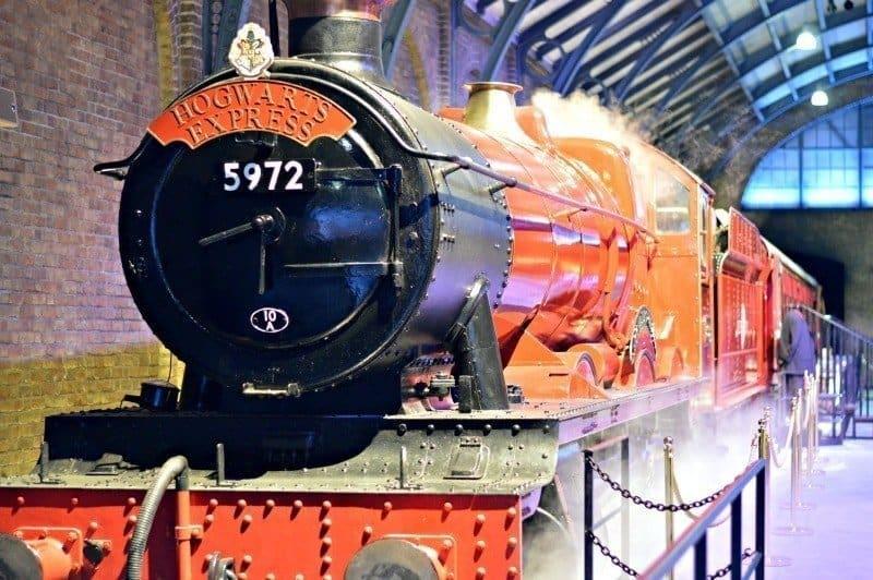 Silent Sunday - Hogwarts Express