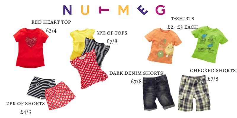 Summer wardrobe for under £20