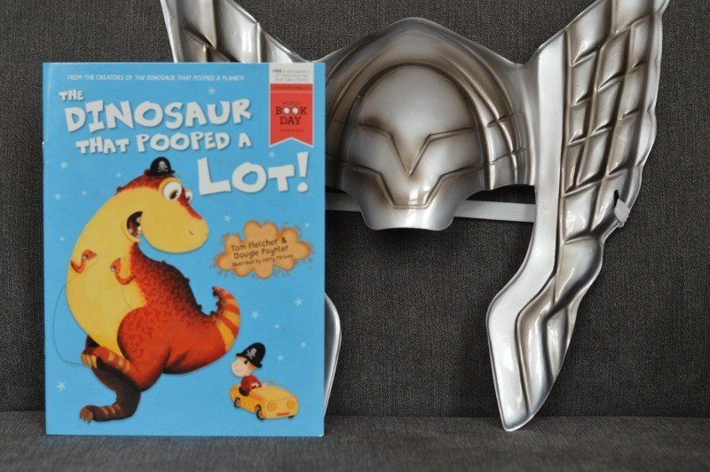 World Book Day {2015} - The Dinosaur That Pooped A Lot!