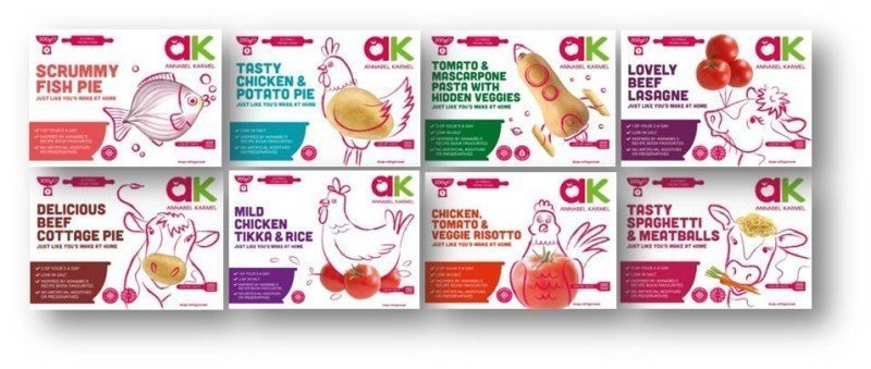 Annabel Karmel Chilled Toddler Meals 1