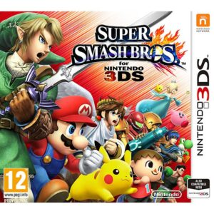 Super Smash Bros, Nintendo 3DS