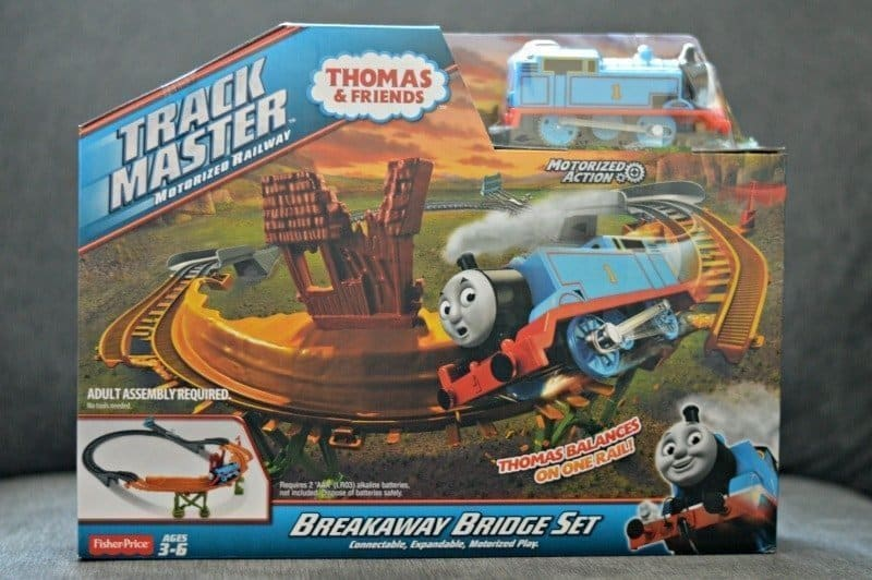 Thomas & Friends Trackmaster Breakaway Bridge Playset