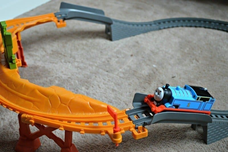 Trackmaster Breakaway Bridge Playset