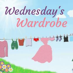 Wednesday's Wardrobe blog badge