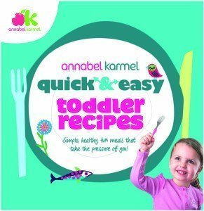 quick and easy toddler cover copy