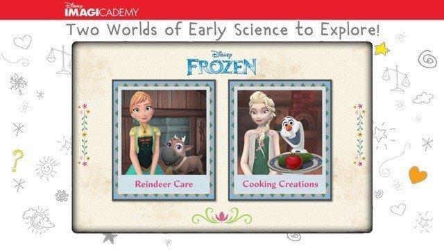 Frozen - Early Science