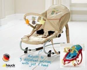 Hauck Bungee Deluxe Baby Bouncer