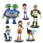 Miles From Tomorrow Figurine Set