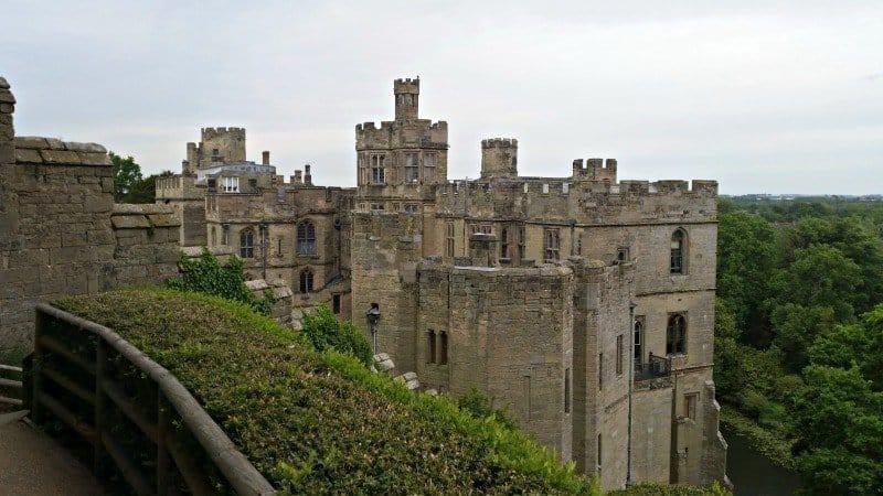Silent Sunday - Warwick Castle
