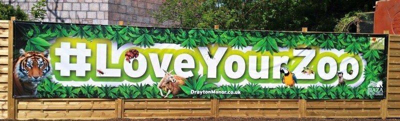 Drayton Manor Zoo #LoveYourZoo