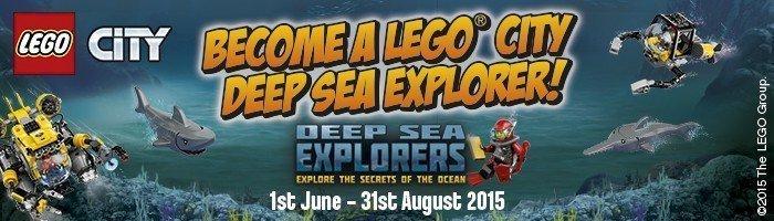 LEGO® City Deep Sea Experience