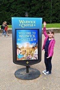 Warwick Castle - Roo