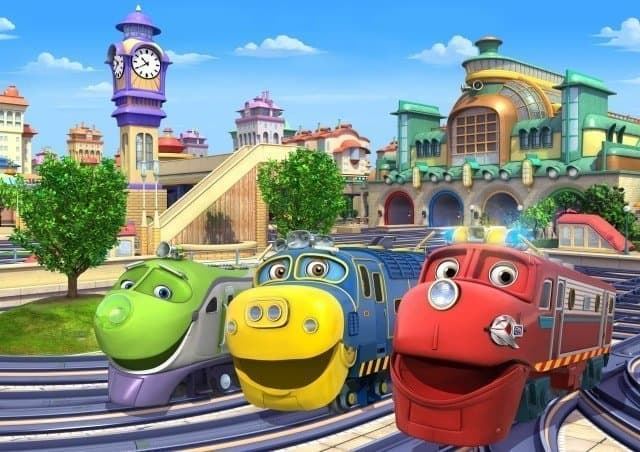 Chuggington Delivers Series Five