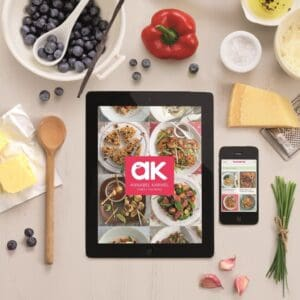 Family Cooking App