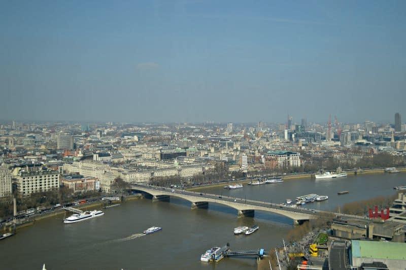My Sunday Photo - London Eye
