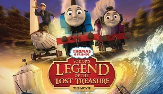 Thomas & Friends - Sodor's Legend of Lost Treasure
