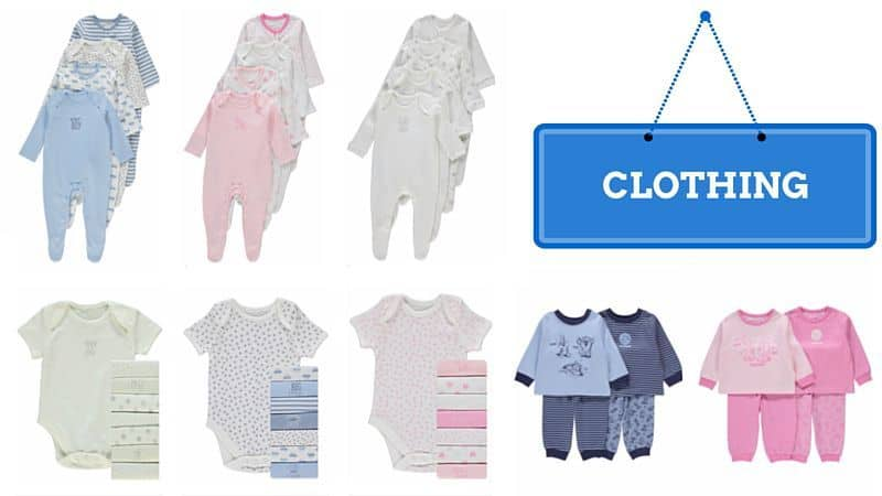 Asda's Baby & Toddler event - Clothing