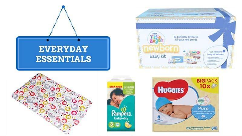 Asda's Baby & Toddler event - Everyday essentials