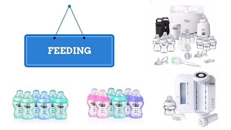 Asda's Baby & Toddler event - Feeding